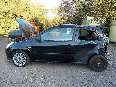 Ford Fiesta MK6 2005-2008 Electric Heated Door Mirror Primed Off Side O//S RH