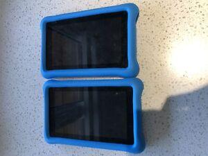 """Amazon Fire 7"""" kids tablets"""