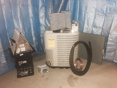 2.5 Ton Mobile Home Split Air Conditioner System Complete 2