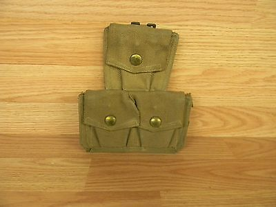 UNISSUED BRITISH ENFIELD .303 MILITARY AMMO POUCH PATTERN 37