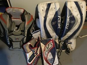 Hockey Goalie Equipement De Gardien De But