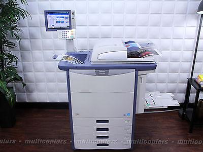 Toshiba E-studio 6550c Color Mfp Printer Copier Scan Fax E-bridge 6550 6540c