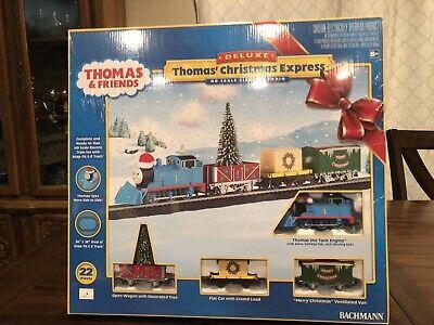 Thomas Christmas Express (Deluxe) HO Train Set