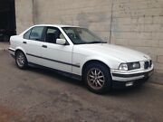 BMW 323i 1997 E36 - must sell Willoughby Willoughby Area Preview