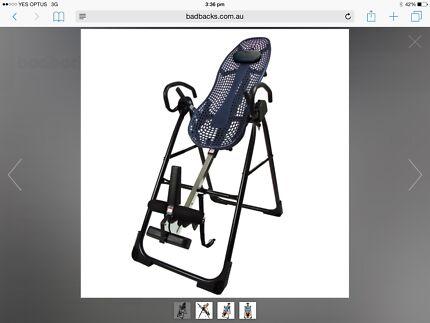 Inversion Table - Teeter Hangups EP-950 Pymble Ku-ring-gai Area Preview