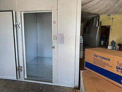 8 X 12 X 7 8 Walk In Cooler Freezer Combination