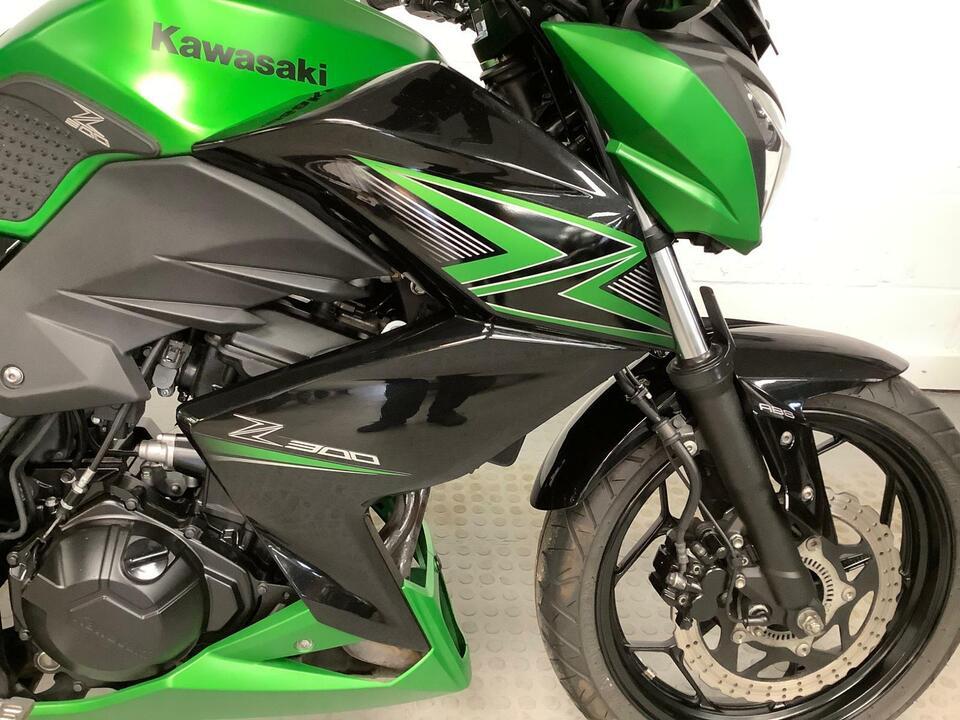 KAWASAKI Z300 ABS ER300 BFF 2015 / 65