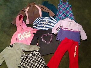 Girls size 4t lot