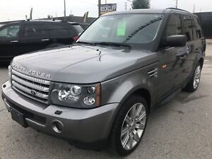 2008 Land Rover Range Rover Sport Limited Edition SUV