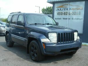 Jeep Liberty SPORT 2008 ***MAGS,4X4,ATTACHE REMORQUE***
