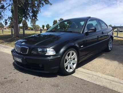 BMW 01 325CI, 6 months rego & RWC ****PRICE DROP****