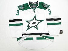 JOHN KLINGBERG DALLAS STARS AUTHENTIC AWAY REEBOK EDGE 2.0 7287 HOCKEY JERSEY