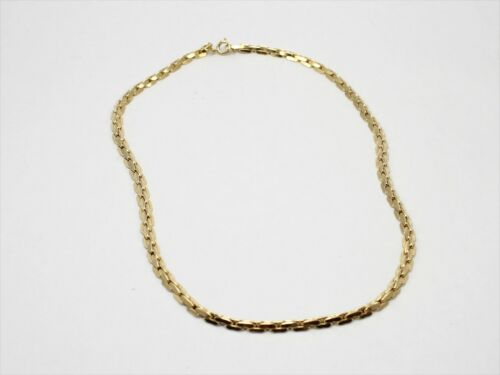 """1/20 12K Gold Filled GF Chain Necklace - 18"""""""