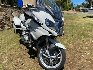 BMW R1200 RT 2015 Ex-Vic Police LOW 12,xxxKM Zumo GPS Lots Of Extras  Kirrawee Sutherland Area Preview