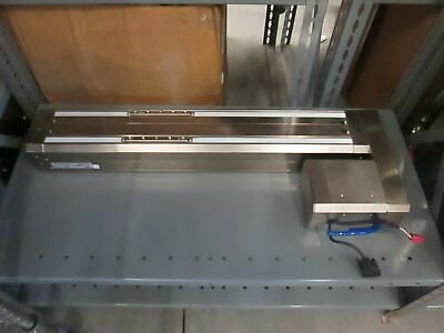 Adept Technology Linear Motion Servo Actuator L12040s20b0m400p200 Used