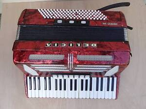 Piano Accordion - Delicia Choral iiix Cheltenham Kingston Area Preview