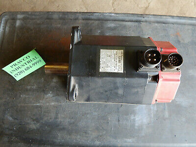 Ge Fanuc A06b-0143-b075 Ac Servo Motor Output 2.8kw 3phase 155volt A06b0143b075