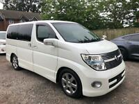 Nissan Elgrand 2.5 v6 auto S3 Relax auction grade 4 2008 sold more soon