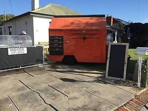 Mobile food trailer Ascot Park Marion Area Preview