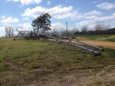 Zimmatic 2 Tower 300 Center Pivot Irrigation System