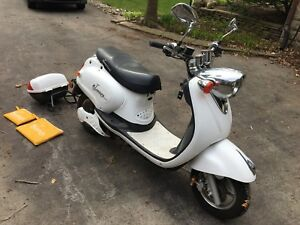 Electric moped for sale! Motorino XPN!