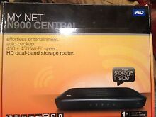 My Net N900 Central HD Dual Band Storage Router Carlton Melbourne City Preview