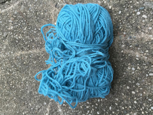 Yarn--Solidcolor - Blue Turquoise
