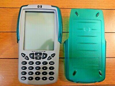 Mint Hewlett Packard Hp Xpander Prototype Calculator Touchscreen Stylo
