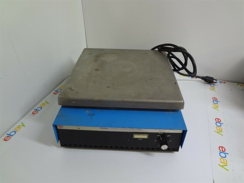Fisher Thermix Magnetic Stirrer Model 620M Blue