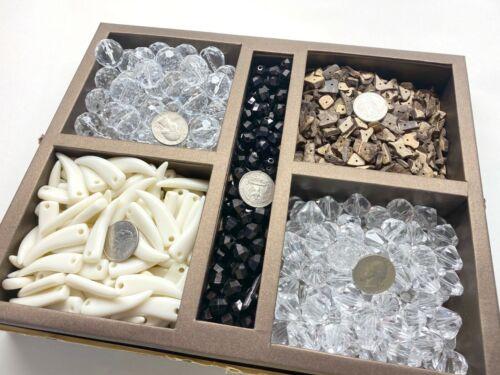 Bulk Lot 10 lbs Plastic Beads Mix Shape Colors Beads Variety DIY Craft