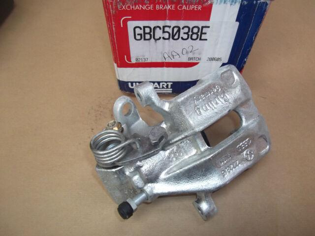 UNIPART OE BRAKE CALIPER REAR LEFT PEUGEOT 405 MI16 MI-16 GRX4 VW GOLF GBC5038E