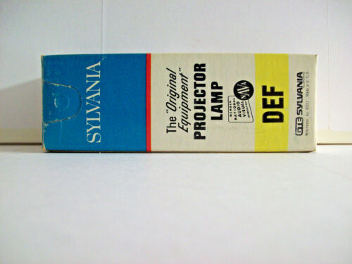 DEF Projector Projection Lamp Bulb SYLVANIA *AVG. 10-HOUR LAMP*