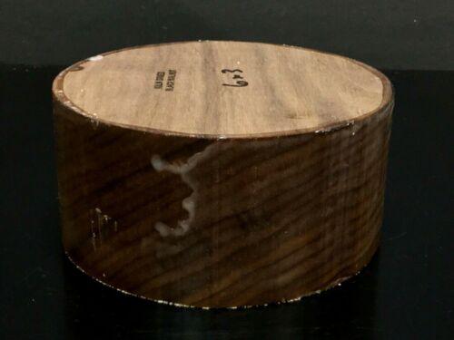 6x3 Kiln Dried Black Walnut Wood Turning Lathe Bowl Blank Block (BULK)