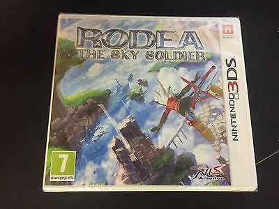 NINTENDO 3DS : rodea the sky soldier (neuf sous blister)