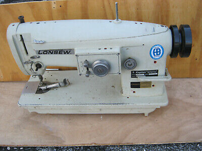 Consew 199r-1a 129208 Industrial Sewing Machine Heavy Duty