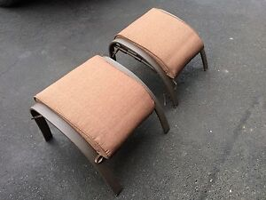 Patio foot stools