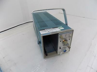 Tektronix Tm502a With 503 Current Probe Amplifier