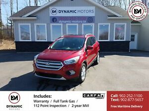 2018 Ford Escape SEL LOADED! SAVE THOUSANDS! OWN FOR $191 B/W...