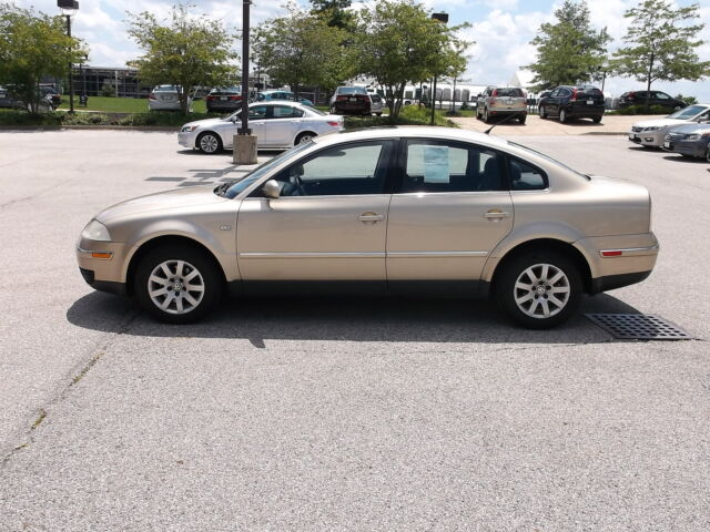 2001 Volkswagen Passat / CC  For Sale