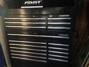 """52"""" tool chest (sold pending pick up)"""