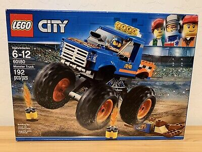 LEGO CITY - Monster Truck - Set 60180 - Factory Sealed