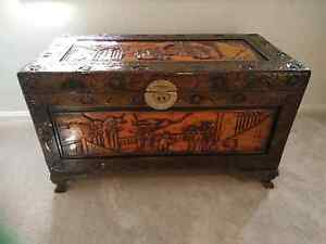Large Camphor Chest for sale Murarrie Brisbane South East Preview