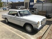 1970 Mercedes-Benz 250 Coupe Biggera Waters Gold Coast City Preview
