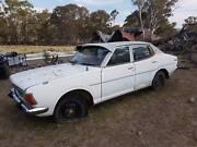 1976 Datsun 180B Sedan Wattle Flat Outer Bathurst Preview