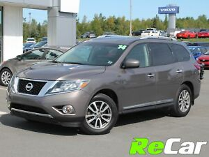 2014 Nissan Pathfinder SL AWD | HEATED LEATHER | BACK UP CAM