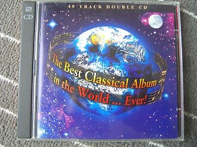 The Best Classical Album in the World...Ever! Various - Good Condition 40