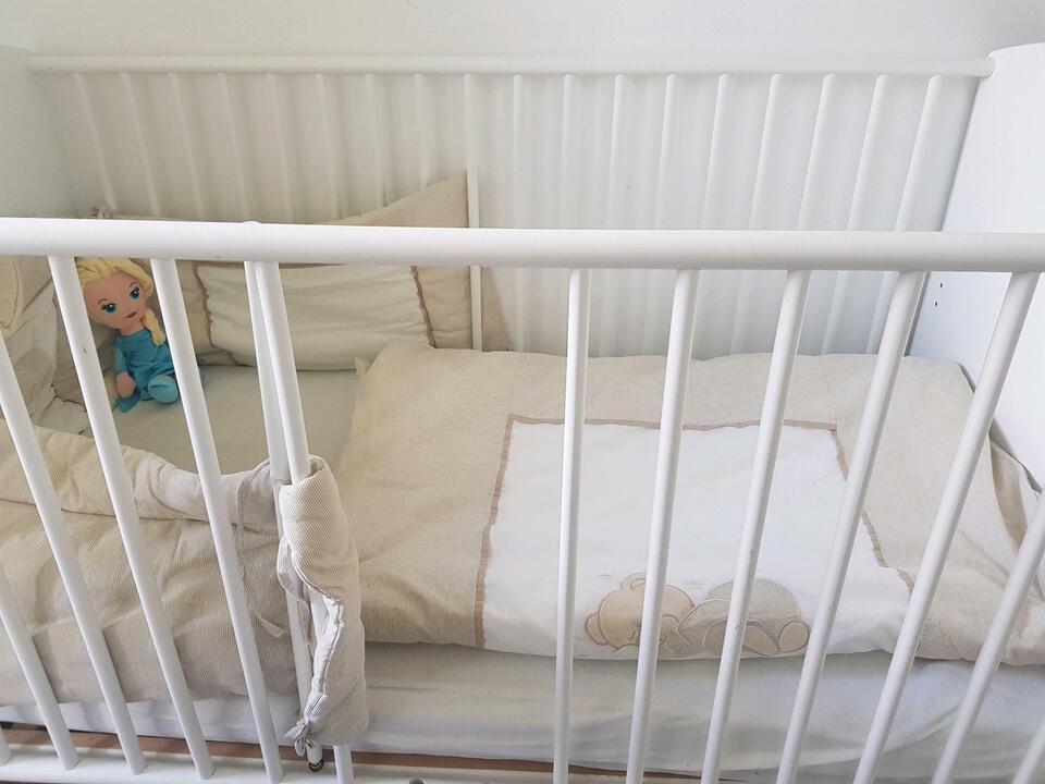 Kinderbett 70x140 von Schardt inkl. Matratze in Mitte - Hamburg Billstedt