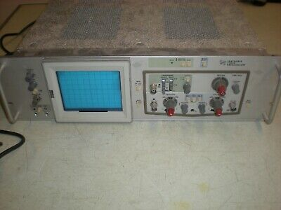 Tektronix T922r Dual Channel Oscilloscope For Parts Or Repair