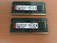 Kingston KVR24S17S8/8 Interner Speicher 16GB DDR 4 Intel Nuc Sachsen-Anhalt - Nebra (Unstrut) Vorschau