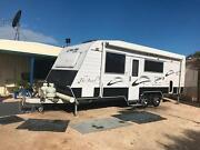 New Age Semi Off Road Duel Wheel Caravan Fowlers Bay Ceduna Area Preview